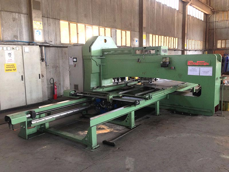 CNC 1700x5000 Perfore